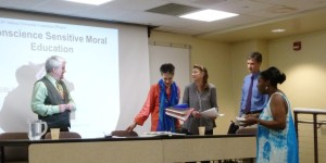 Conscience sensitive moral education: Is it possible? University of Indianapolis, April 10, 2013.